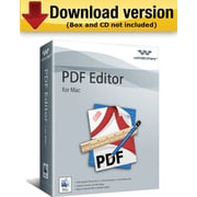 Wondershare PDF Editor for Mac (1-User) [Download]