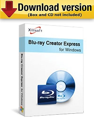 Xilisoft Blu-ray Creator Express for Windows (1-User) [Download] 955751