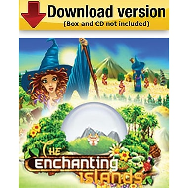 « The Enchanting Islands » pour Windows (1 à 5 utilisateurs) [Téléchargement]