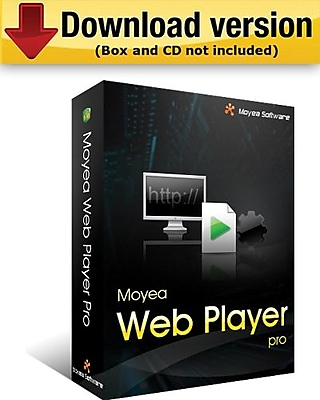Moyea Web Player Pro for Windows (1-User) [Download]