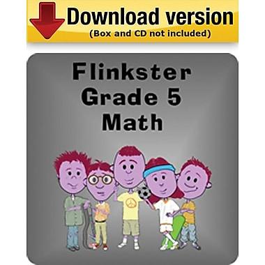 Flinkster Grade 5 Math pour Mac (1 utilisateur) [Téléchargement]