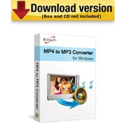 Xilisoft MP4 to MP3 Converter for Windows (1-User) [Download]