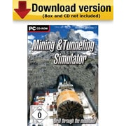 Mining & Tunneling Simulator for Windows (1-User) [Download]