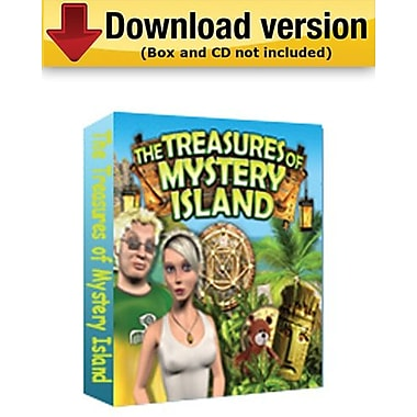 The Treasures of Mystery Island pour Windows (1-5 utilisateurs) [Téléchargement]