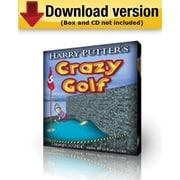 Harry Putter's Crazy Golf for Windows (1-User) [Download]