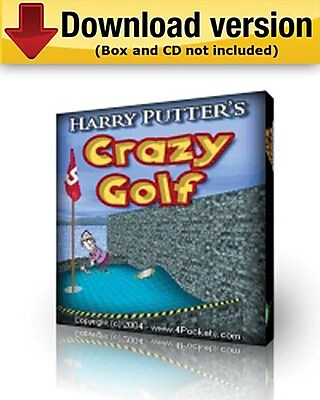 Harry Putter's Crazy Golf for Windows (1-User) [Download]
