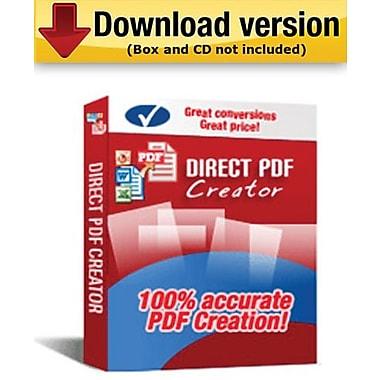 Direct PDF Creator for Windows (1 - User) [Download]