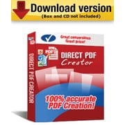 Direct PDF Creator for Windows (1 - User) [Download]