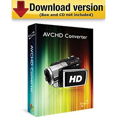Xilisoft AVCHD Converter for Windows (1-User) [Download]