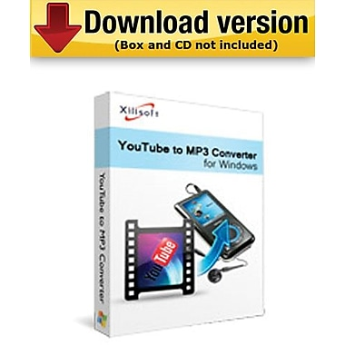 Xilisoft YouTube to MP3 Converter for Windows (1-User) [Download]