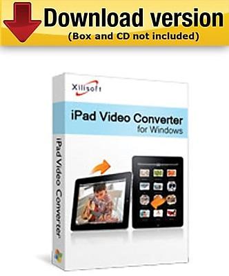Xilisoft iPad Video Converter for Windows (1-User) [Download]