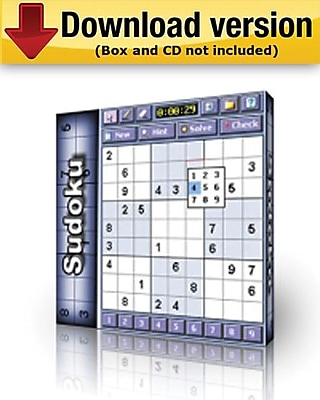 4Sudoku for Windows (1-User) [Download]