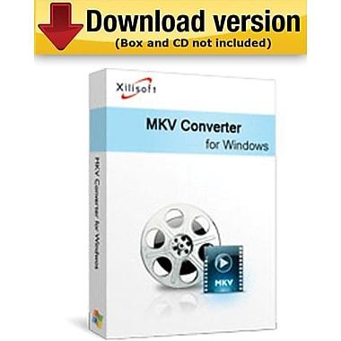 XilisoftMD – Convertisseur MKV pour Windows (1 utilisateur) [téléchargement]