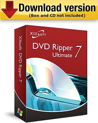 Xilisoft DVD Ripper Ultimate for Windows (1-User) [Download] 955755