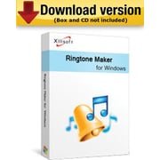 Xilisoft Ringtone Maker for Windows (1-User) [Download]