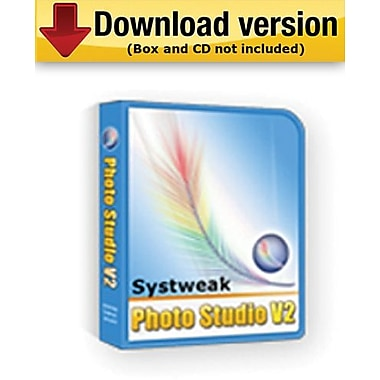 Systweak Photo Studio for Windows (1-User) [Download]