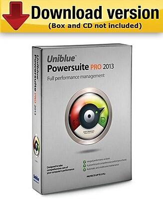 Uniblue Powersuite 2013 for Windows (1 - 3 User) [Download]