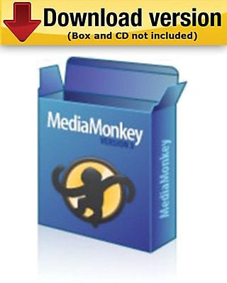 MediaMonkey Music Manager for Windows (1 - User) [Download] 955659