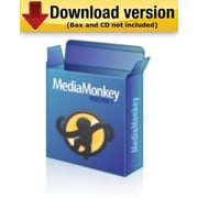 MediaMonkey Music Manager for Windows (1 - User) [Download]