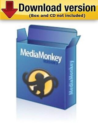 MediaMonkey Music Manager for Windows (1 - User) [Download]