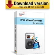 Xilisoft iPod Video Converter for Windows (1-User) [Download]
