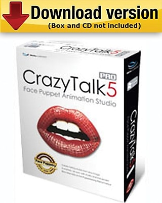 CrazyTalk5 Standard for Windows (1 - User) [Download]
