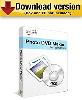 Xilisoft Photo DVD Maker for Windows (1-User) [Download]