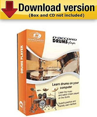 D'Accord Drums Player for Windows (1 - User) [Download]