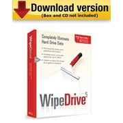 WipeDrive 6 for Windows (1 - 2 User) [Download]