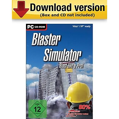 Blaster Simulator for Windows (1-User) [Download]