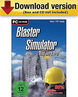 Blaster Simulator for Windows (1-User) [Download]