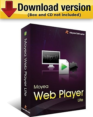 Moyea Web Player Lite for Windows (1-User) [Download]