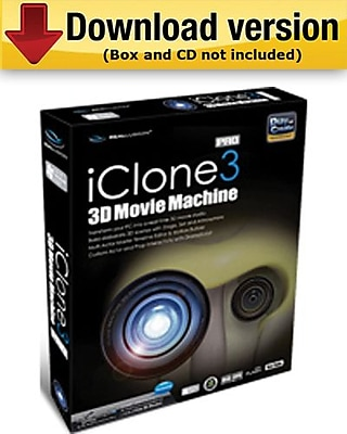 iClone3 PRO for Windows (1 - User) [Download]