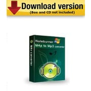 NoteBurner M4P to MP3 Converter for Windows (1-User) [Download]
