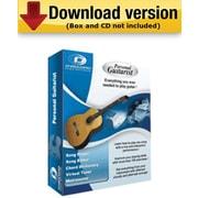D'Accord – Logiciel Personal Guitarist pour Windows (1 utilisateur) [téléchargement]