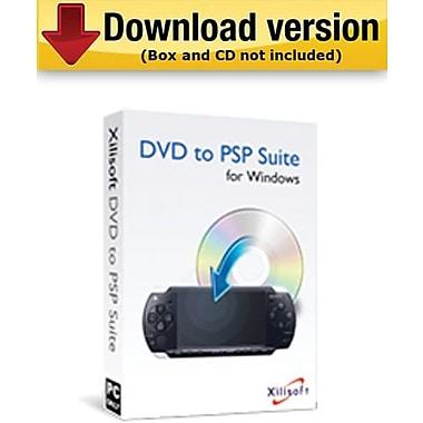 Xilisoft – DVD à PSP Suite pour Windows (1 utilisateur) [Téléchargement]