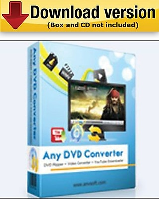 Any DVD Converter Professional for Windows (1-User) [Download]