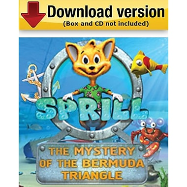 Sprill – The Mystery of The Bermuda Triangle pour Windows (1-5 utilisateurs) [Téléchargement]
