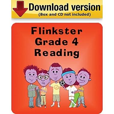 Flinkster Grade 4 Reading for Mac (1-User) [Download]