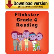 Flinkster Grade 4 Reading for Windows/Mac
