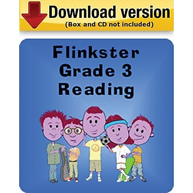 Flinkster Kindergarten to Grade 5 Reading for Windows (1-User)
