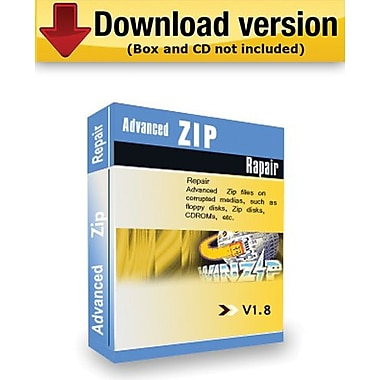 Advanced Zip Repair for Windows (1-User) [Download]