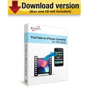 Xilisoft YouTube to iPhone Converter for Windows (1-User) [Download]