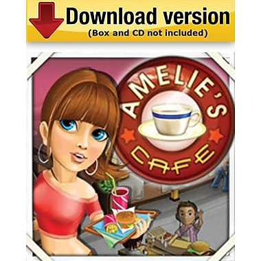 Amelie's Cafe for Windows (1 à 5 utilisateurs) [Téléchargeable]