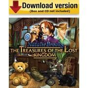« Natalie Brooks - The Treasures of the Lost Kingdom » pour Windows (1 à 5 utilisateurs) [Téléchargement]