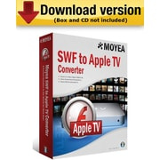 Moyea SWF to Apple TV Converter for Windows (1-User) [Download]
