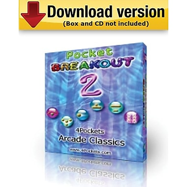 Pocket Breakout 2 for Windows (1-User) [Download]