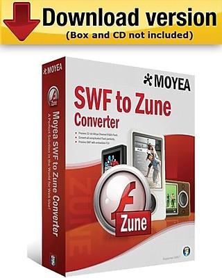 Moyea SWF to Zune Converter for Windows (1-User) [Download]
