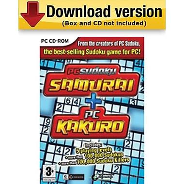 Sudoku Samurai and Kakauro for Windows (1-User) [Download]