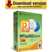 Moyea PPT to DVD Burner Lite for Windows (1-User) [Download]